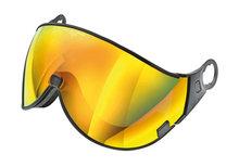 CP 05 flash gold mirror Visor cat3-voor CP Camurai en Cuma skihelm 7640171670911