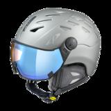 Helm Cuma Cashmere grey pol vario irror