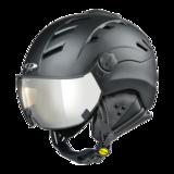 CP Helme mit Visier Schwarz - CP Camurai - mit Photochrom & Verspiegelt Visier_