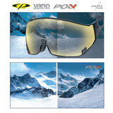 403_cp skihelm vizier meekleurend en polariserend confort lens