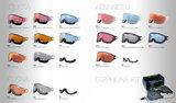 vqpr - mango skihelm accessoires Skihelm vizier - visor