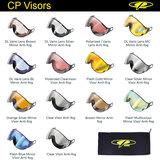 CP los wissel vizier voor camurai en cuma skihelm wechselvisier ersatzvisier exchangeable visor ski helmet 7640171670898
