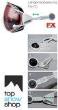 lengteverstelling casco fx70 skibril - topsnowshop 5017