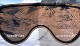 slokker skibril vizier meekleurend en polariserend kopen online