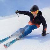 skihelm met vizier cp camulino extra veilig voor kind skihelm kind-kinder skihelm - kinderskihelm
