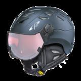 Helm Cuma Midnight Blue s.t. polarized