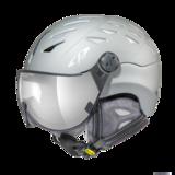 Helm Cuma Cashmere powdergrey Silver Mirror