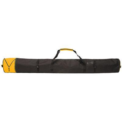 Skisack Corvara Vario - orange - für 1 Paar Ski mit Stöcken