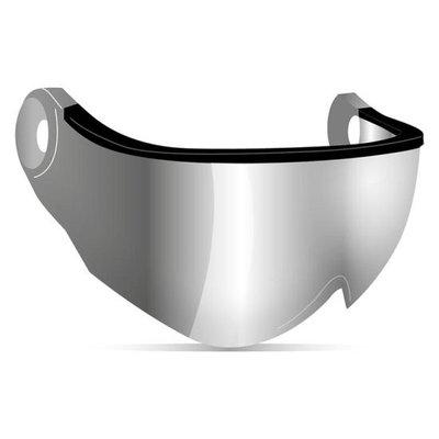 Kask Ersatz Visier Skihelm - Smoke Grey (☁/❄)  Cat. 1 - Piuma R Visier