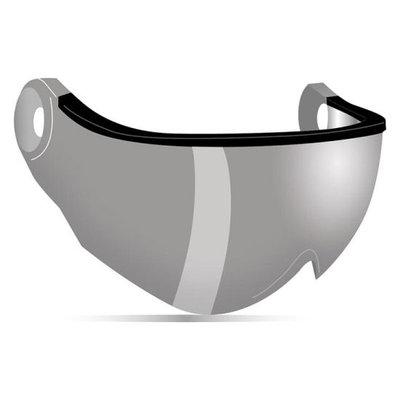 Kask Ersatz Visier Skihelm - Silver Mirror Cat.2 - (☀/☁) - Piuma R Visier