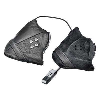 CP Skihelm Bluetooth audio systeem - mit Luxus Leder Ohrpolster (z.B. für CP Carbon)