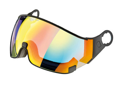 CP 27 Skihelm Visier photochromatisch - Cat. 1 (☁/❄) - DL Vario Vario Multicolor Mirror