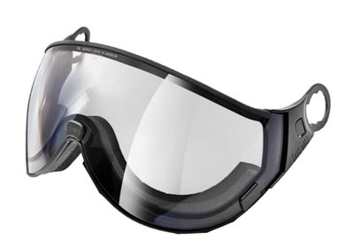 CP 13 Skihelm Visier photochromatisch - Cat. 1-2 (☁/❄/☀) - Dl Vario Silver Lens Mirror