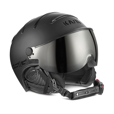 KASK CLASS SHADOW SKIHELM - BLACK - PHOTOCHROMIC VISIER CAT. 2 (☁/☀/❄)