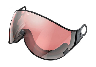 CP 08 Polarized Clearvision Visier - Cat.1 (☁/❄/☀) - Für CP Camurai & Cuma Skihelm