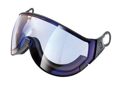 CP 11 DL Vario Lens Blue Mirror Visier - Cat.1-2 (☁/☀/❄) - Voor CP Camurai & Cuma skihelm- Für CP Camurai & Cuma Skihelm