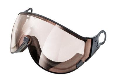 CP 12 DL Vario Lens Brown Mirror Visier - Cat.2-3 (☁/☀) - Voor CP Camurai & Cuma skihelm- Für CP Camurai & Cuma Skihelm
