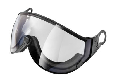 CP 13 DL Vario Lens Silver Mirror Visier - Cat.1-2 (☁/☀/❄) - Voor CP Camurai & Cuma skihelm- Für CP Camurai & Cuma Skihelm