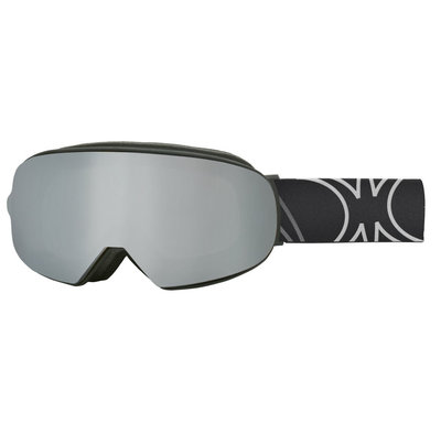 SLOKKER SP1 SKIBRILLE - mit extra scheibe - BLACK - PHOTOCHROMIC POLARIZED CAT. 1-3 - (☁/☀/❄)