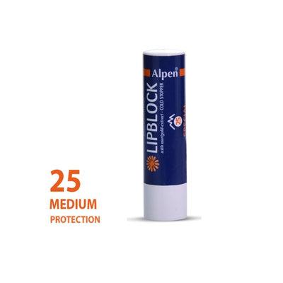 Alpen Lippenstift Sonnenschutz Faktor 25 +