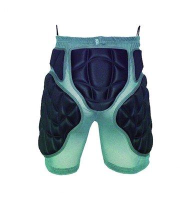Staz Thermo Protector Padded Short Heren L Zwart