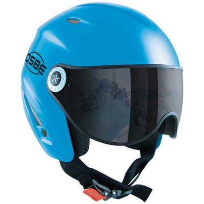 Skihelm Osbe Start R  - Blauw - Vizier cat. 2 (☁/❄)