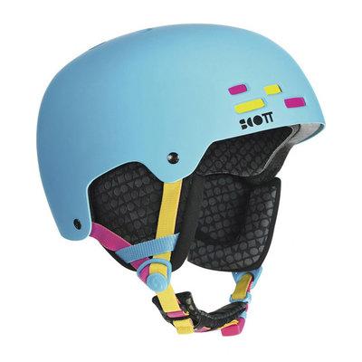 Scott Scream Snowboardhelm Color Pop Blauw Mat