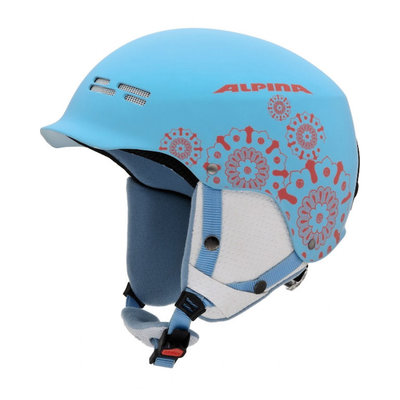 ALPINA SPAM CAP SKIHELM - FLAMINGO