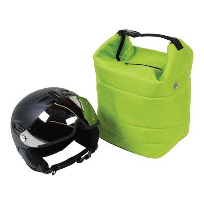 ski helm tasche grun - skihelmtasche auch für die skibrille