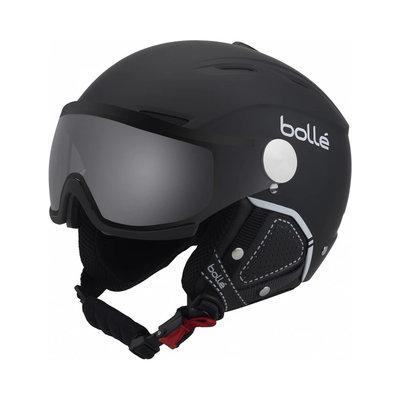 bolle Helm mit Visier Backline Premium - schwarz -  ☁/❄/☀
