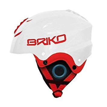 Briko Pocket JR  White Red Skihelm XS [44-48]