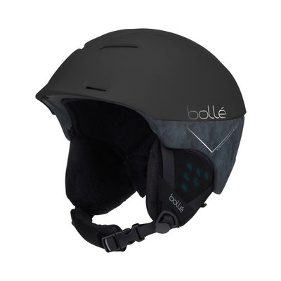 Bollé Helm Synergy Matte Black Forest
