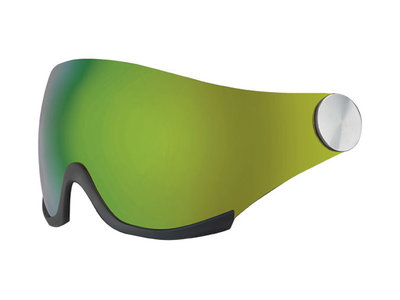 Bolle Backline Visor Ersatzvisier - Fire green CAT. 2 (☁/☀)