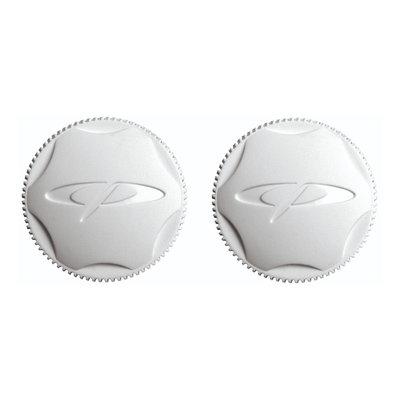 CP Skihelm Schrauben-Set weiß - passend für CP Skihelm mit Visier