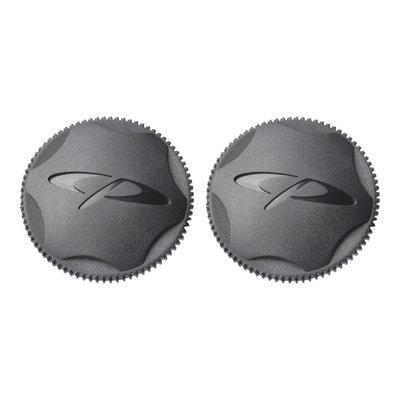 CP Skihelm Schrauben-Set schwarz - passend für CP Skihelm mit Visier