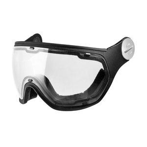 slokker clear visor - helder vizier - slokker ersatz visier schwarz