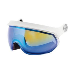 slokker vizier meekleurend blauw wit - slokker photochrom ersatz visier