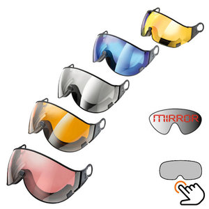 cp visier visor vizier single lens mirror