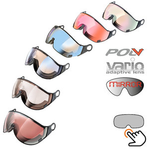 cp visier visor vizier vario pol lens mirror