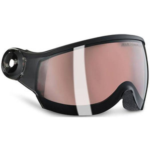 kask piuma r smoke pink photochromic skihelm vizier - skihelm ersatz visier