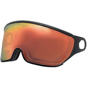 mango skihelm vizier los transparant flash red - visor VAFR2 ersatz visier
