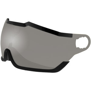 bolle might skihelm vizier los photochromic grey silver - 51196