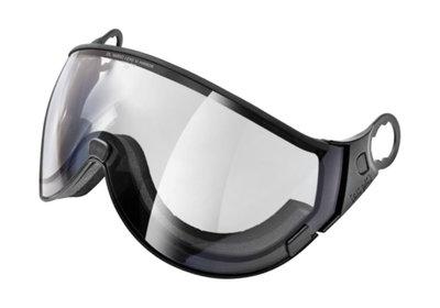 CP 13 vario silver visor cat 1-3-voor CP Camurai en Cuma skihelm