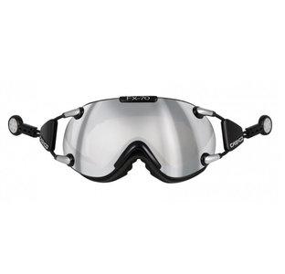 casco Skibril FX-70 carbonic black zwart magnet Link kopen online bij topsnowshop 5002