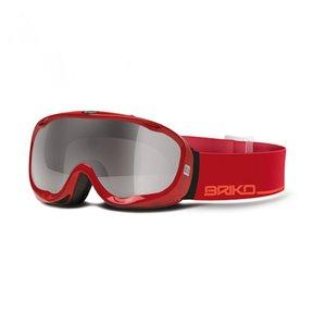 Skibril Briko 10.0 Movee Rood