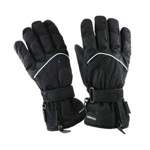 Skihandschoenen Heren - Slokker - Zwart - maat S