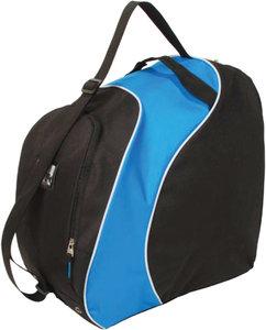 skischoenentas skihelmtas ski helm tas skischuhtasche - skihelmtasche ski helmet bag-case blauw zwart