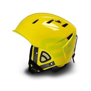 briko10.0 contest geel skihelm