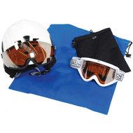 skihelm tas-skihelmtasche-helmtasche-helmet bag blauw-skibril tas